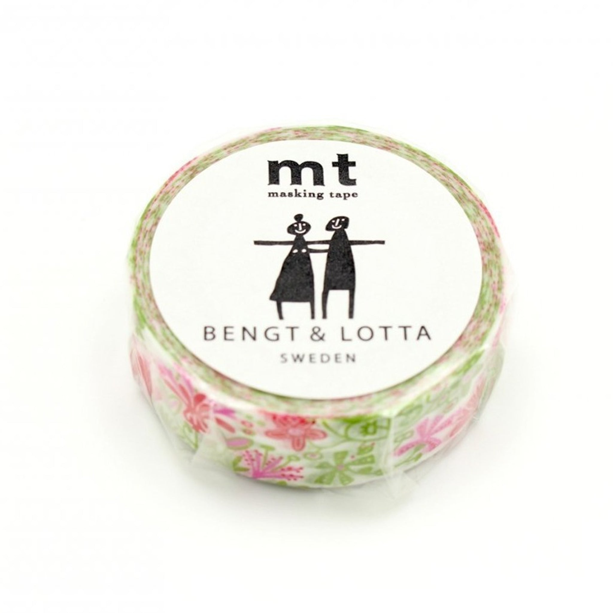 (DC) MT x Bengt Lotta Washi Tape Alma Pink