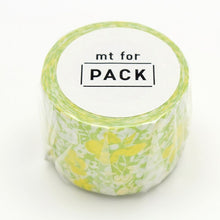 Load image into Gallery viewer, mt for PACK flower design permanent tape (MTPACK04)