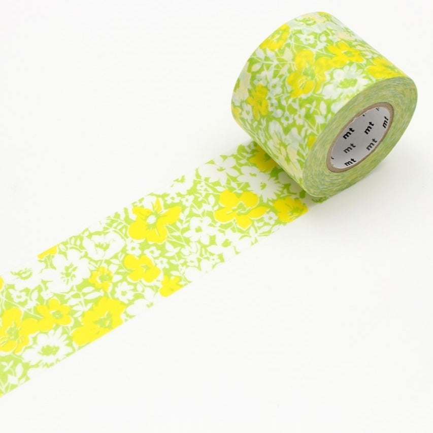 mt for PACK flower design permanent tape (MTPACK04)