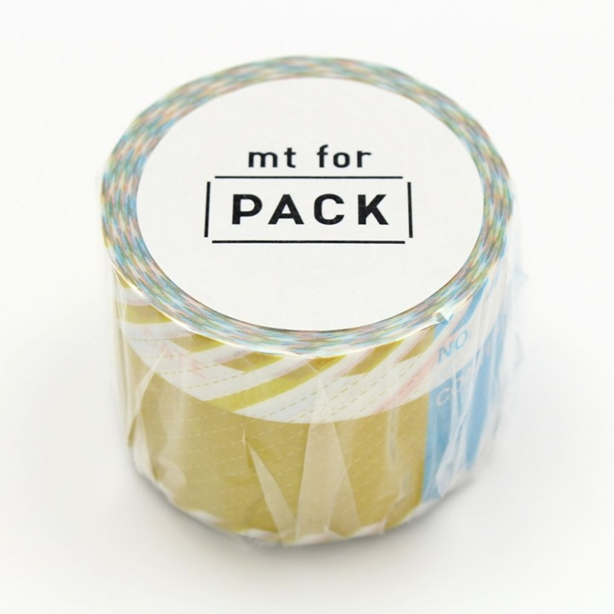 MT For Pack Permanent Tape Tag