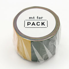 MT For Pack Permanent Tape Colorful