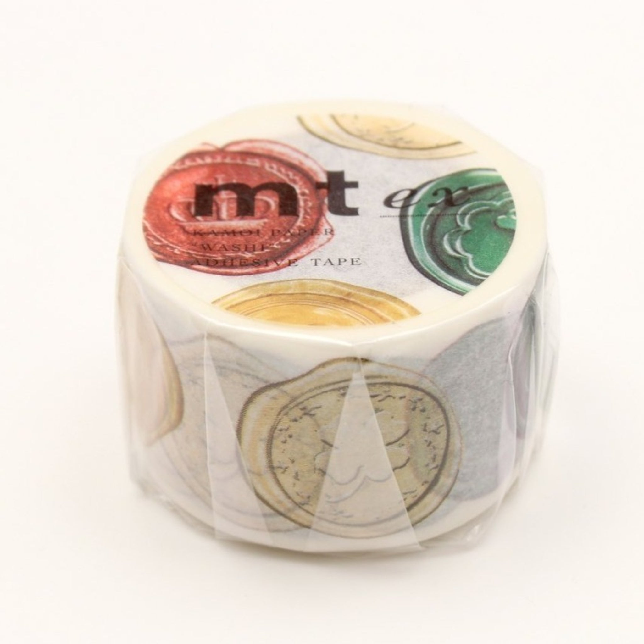 mt Sealing Wax washi tape