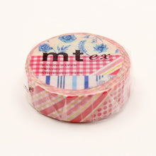 Load image into Gallery viewer, MT Flower Red R washi tape (MTEX1P54)