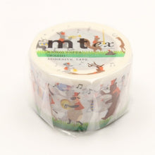 Load image into Gallery viewer, MT Drum And Fife Band washi tape (MTEX1P89)