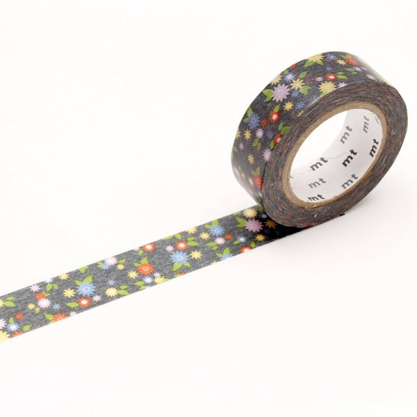 MT EX Washi Tape Mini Flower