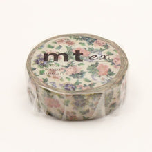 Load image into Gallery viewer, MT Mini Flower Botanical Art washi tape (MTEX1P103)