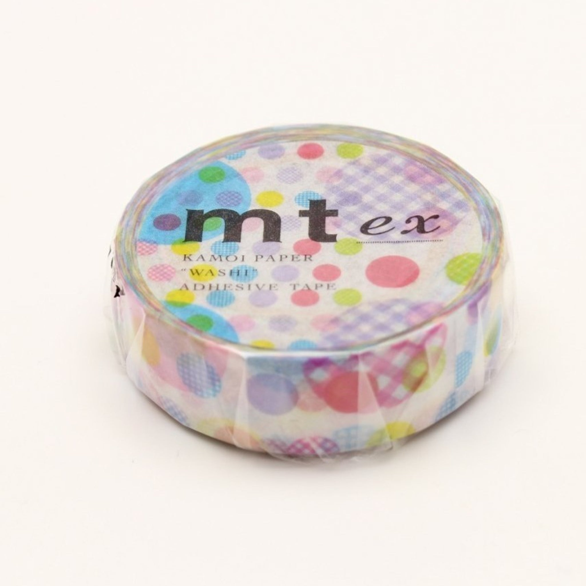 mt Random Dot washi tape
