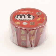 MT EX Washi Tape Baked Sweets