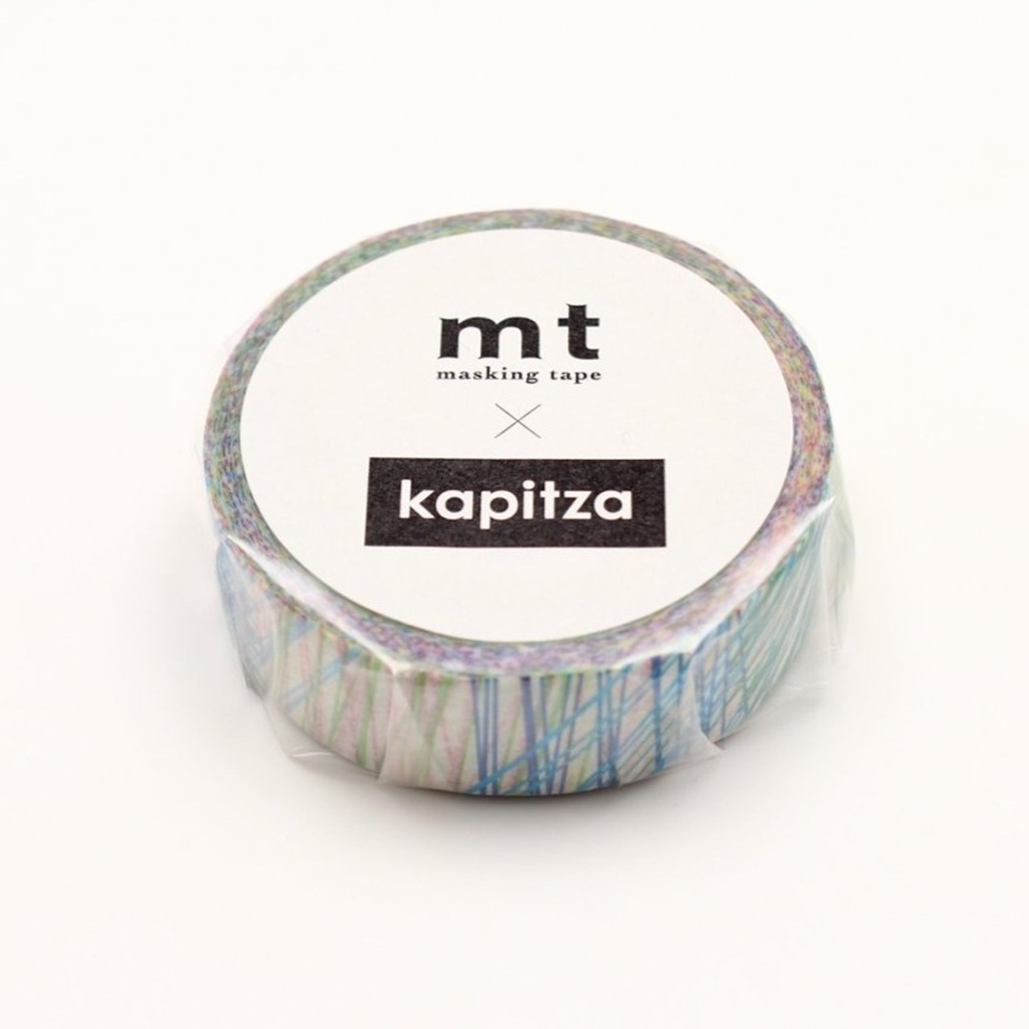 MT x Kapitza Washi Tape Scribble