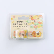 Load image into Gallery viewer, Bande Anemone Bouquet Washi Roll Sticker - Cityluxe