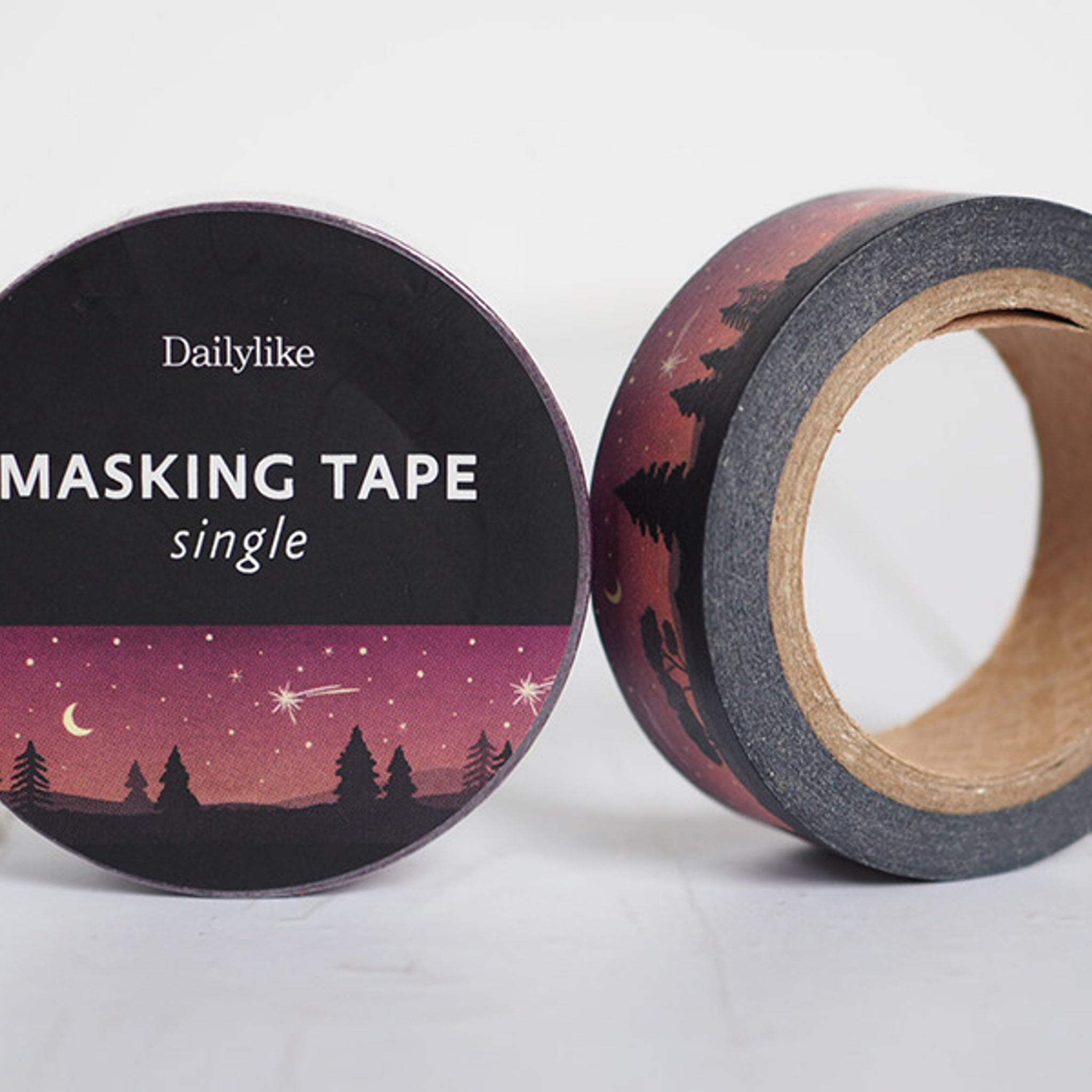 Dailylike 127 Shooting Star 15mm Masking Tape