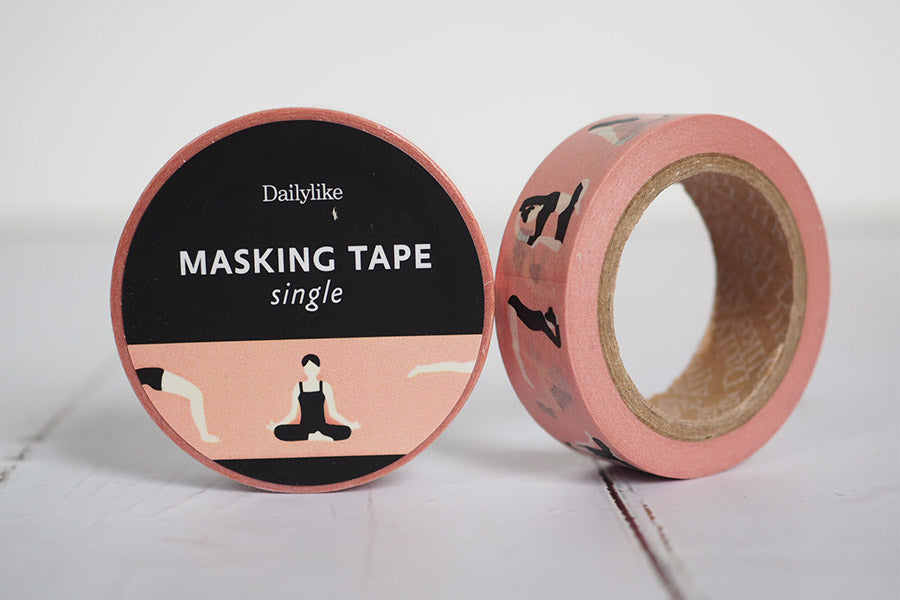 Dailylike 129 Yoga 15mm Masking Tape