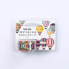 Load image into Gallery viewer, Bande Balloon Washi Roll Sticker - Cityluxe