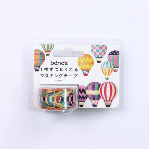 Bande Balloon Washi Roll Sticker - Cityluxe