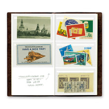 Load image into Gallery viewer, Traveler's Notebook Refill 023 (Regular Size) - Film Pocket Sticker
