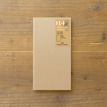 Load image into Gallery viewer, Traveler's Notebook Refill 014 (Regular Size) - Kraft Paper