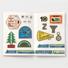 Load image into Gallery viewer, Traveler's Notebook Refill (Passport Size) -  Sticker Release Paper