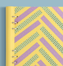Load image into Gallery viewer, Filofax Clipbook A5 Creative Kit Lemon