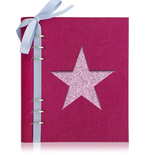 Load image into Gallery viewer, Filofax Clipbook A5 Creative Kit Fuchsia