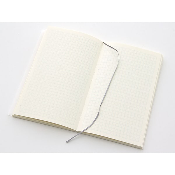 MD Notebook B6 Slim - Grid