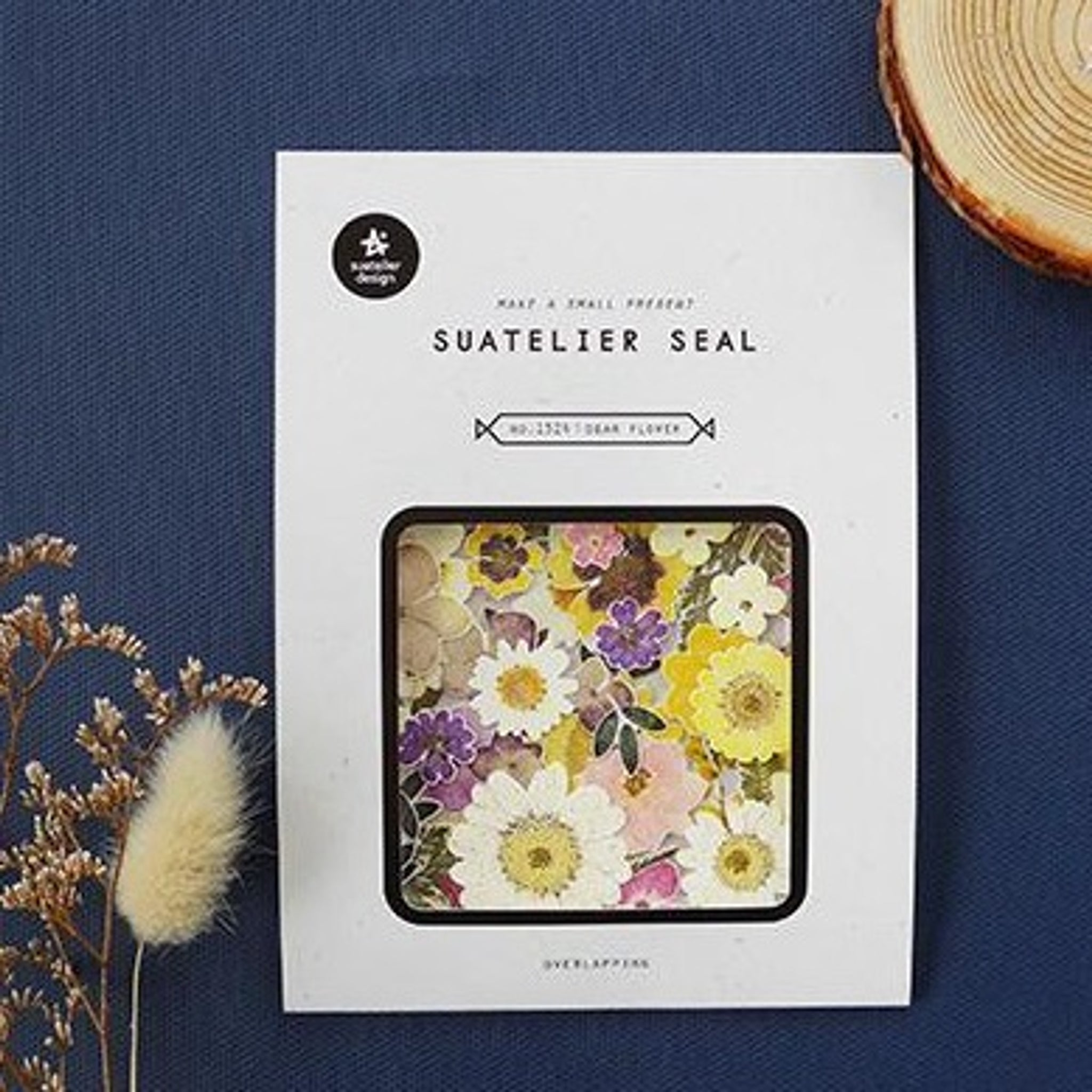 Suatelier Dear Flower Seal