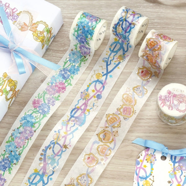 BGM Lace Planet Washi Tape