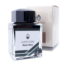 Load image into Gallery viewer, 3 Oysters Delicious 38ml Ink Bottle Black Moss - Cityluxe