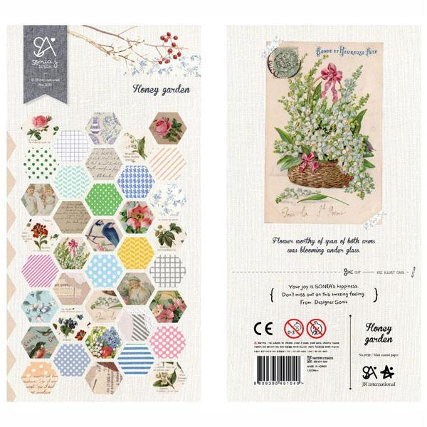 Sonia Honey Garden sticker (2033)