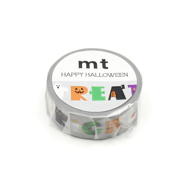 MT Halloween 2019 Washi Tape Trick Or Treat