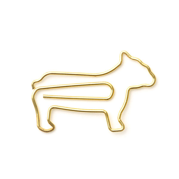 D-Clips Paper Clip Mini Box Pug