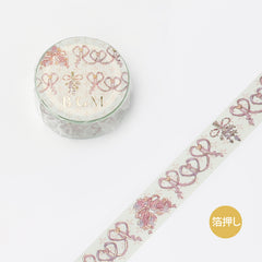 BGM Fairy Tale Ribbon Washi Tape