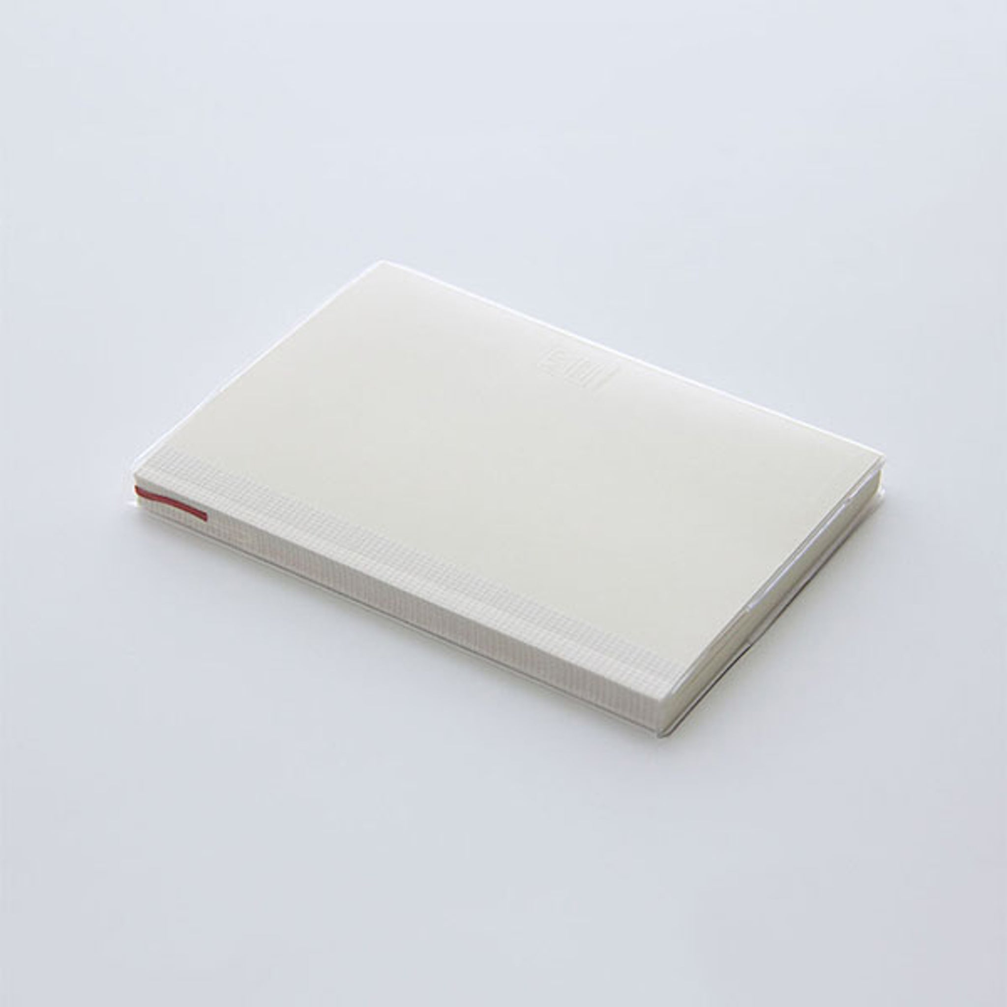 Clear Cover For MD Notebook A6