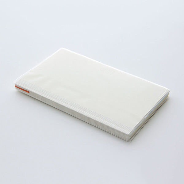 Clear Cover For MD Notebook B6 - Cityluxe