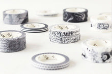 Load image into Gallery viewer, BGM Piano Keys Washi Tape - Cityluxe