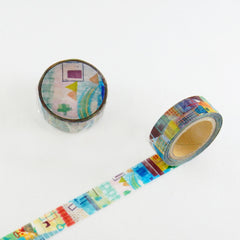 Round Top x ChamilGarden Valley Washi Tape
