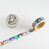 Round Top x Space Craft Washi Tape Block