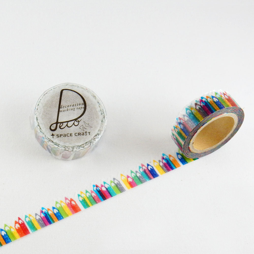 Round Top x Space Craft Washi Tape Iro (SC-MK-022