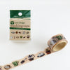 Round Top x Yano Design coffee washi tape