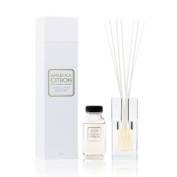Abode Aroma Crystal Diffuser Angelica Citron
