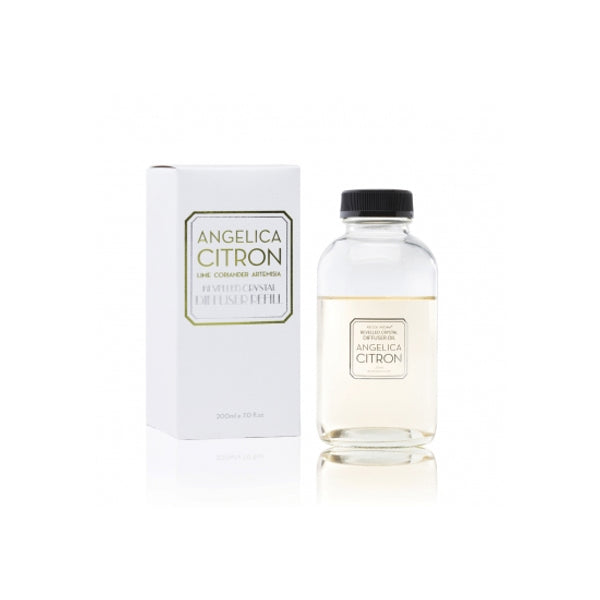 Abode Aroma Crystal Diffuser Refill Angelica Citron