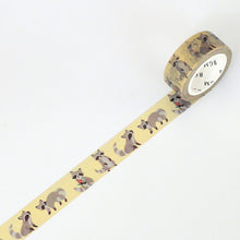 Load image into Gallery viewer, BGM Raccoon Washi Tape - Cityluxe