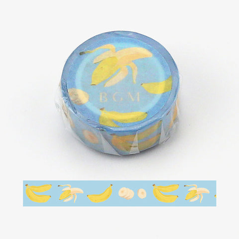 BGM Banana Washi Tape - Cityluxe