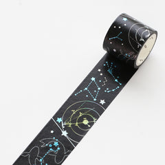BGM Kayo/Constellation Washi Tape
