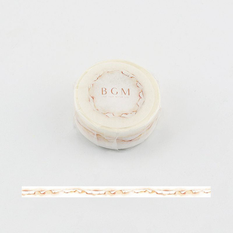 BGM Winding Trail Washi Tape - Cityluxe