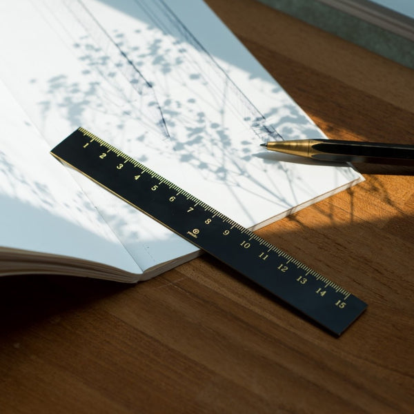 Ystudio Brassing Ruler