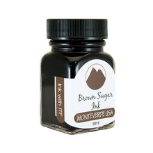 Load image into Gallery viewer, Monteverde 30ml Ink Bottle Brown Sugar