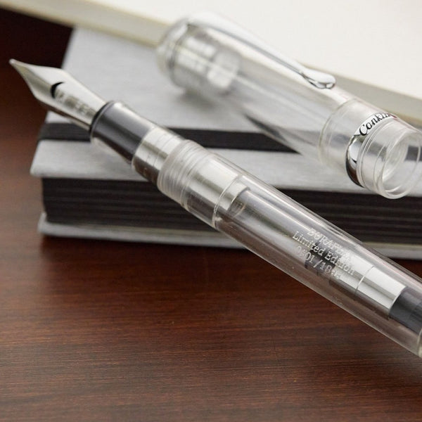 Conklin Duraflex Demo Limited Edition Fountain Pen