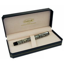 Load image into Gallery viewer, Conklin Duragraph Fountain Pen Cracked Ice - Cityluxe