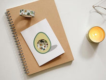 Load image into Gallery viewer, Dailylike Avocado Masking Tape