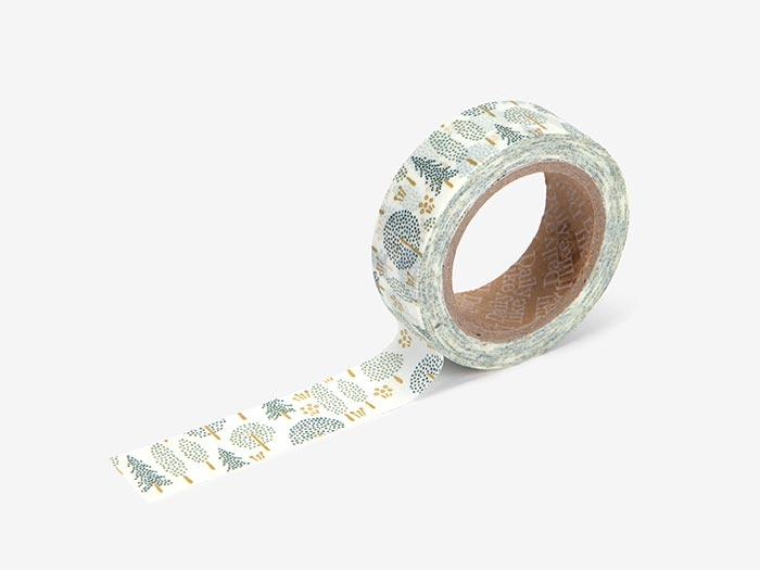 Dailylike Tree Masking Tape - MOMOQO